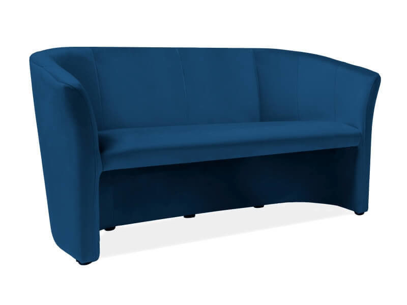 Кресло Signal TM-3 Velvet Bluvel 86 (синий) TM3V86 - фото 1
