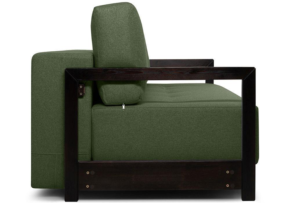 Диван Woodcraft Осхен Textile Green - фото 5