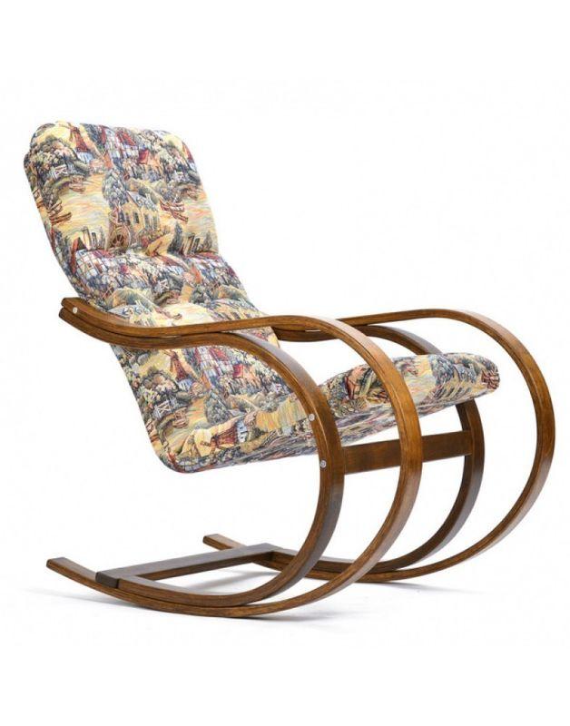 Кресло Impex Кембридж (молочный) - фото 2