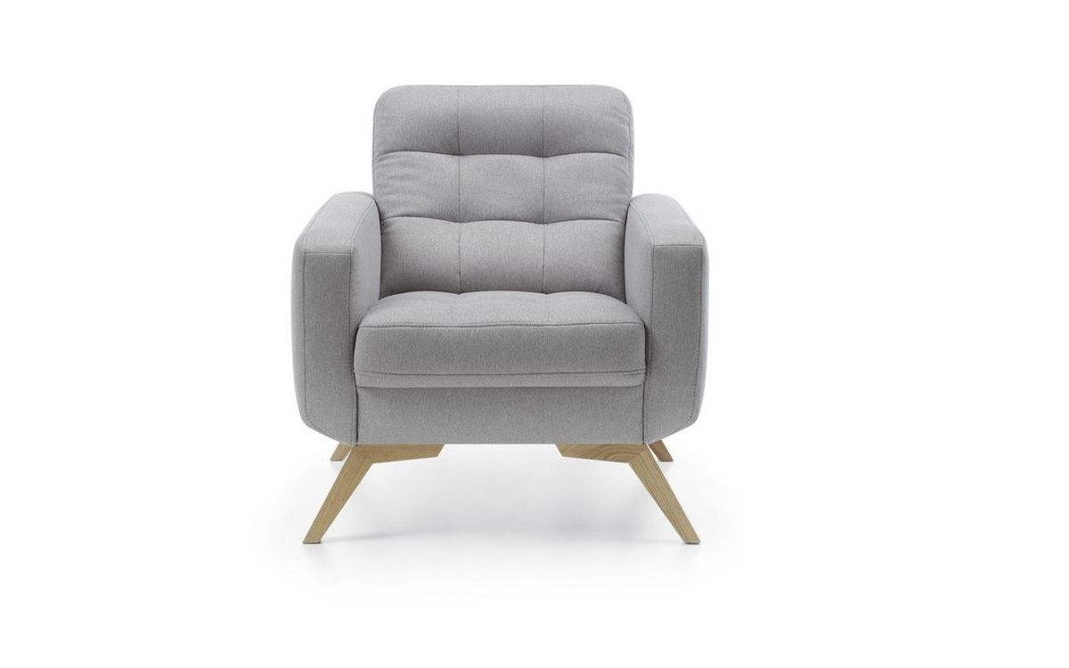 Кресло Gala Collezione Fiord в ткани - фото 1