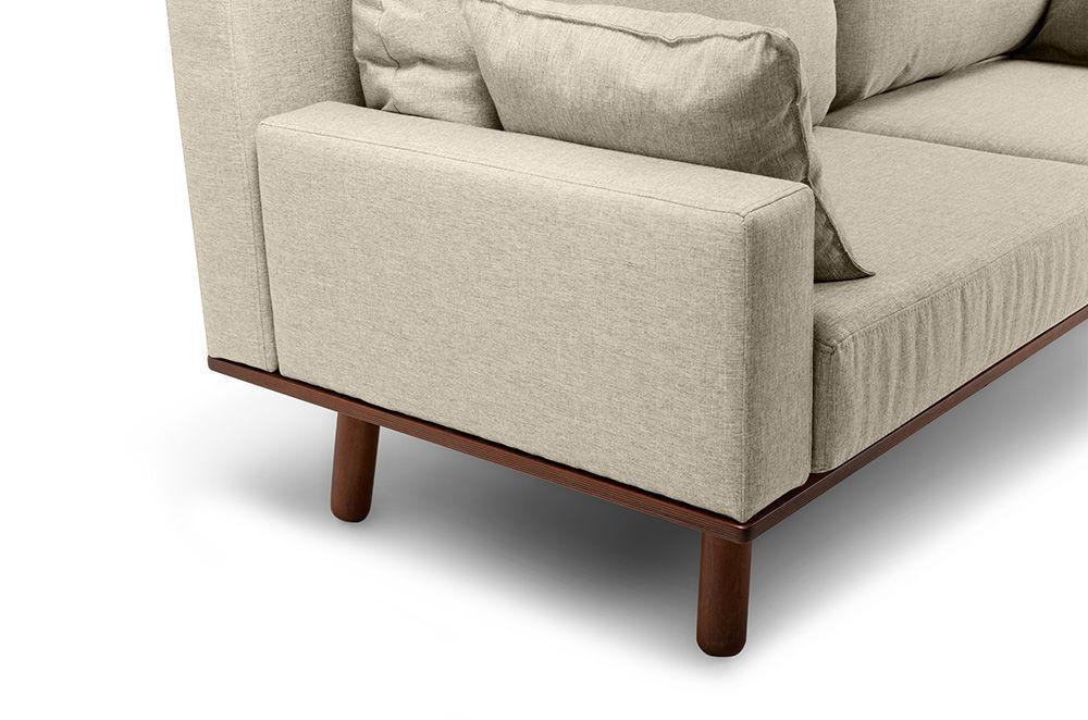 Диван Woodcraft Миннесота Textile Beige - фото 9