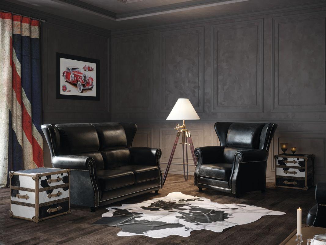 Элитная мягкая мебель Balito Дерби - фото 1