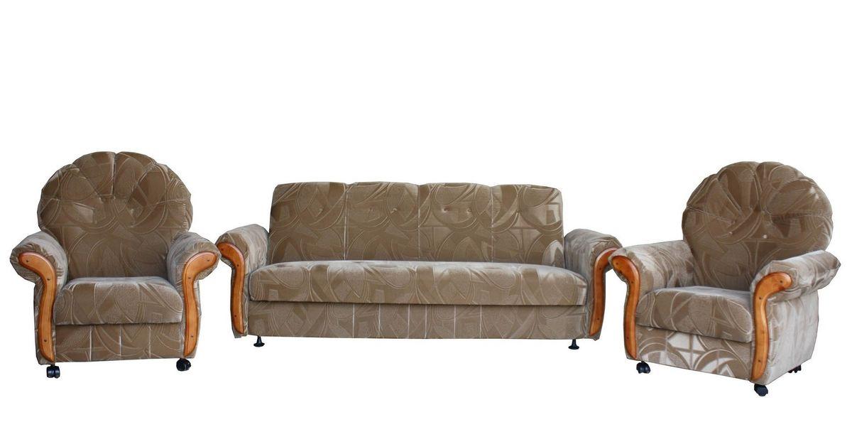 Набор мягкой мебели ИУ №5 Натали - фото 1