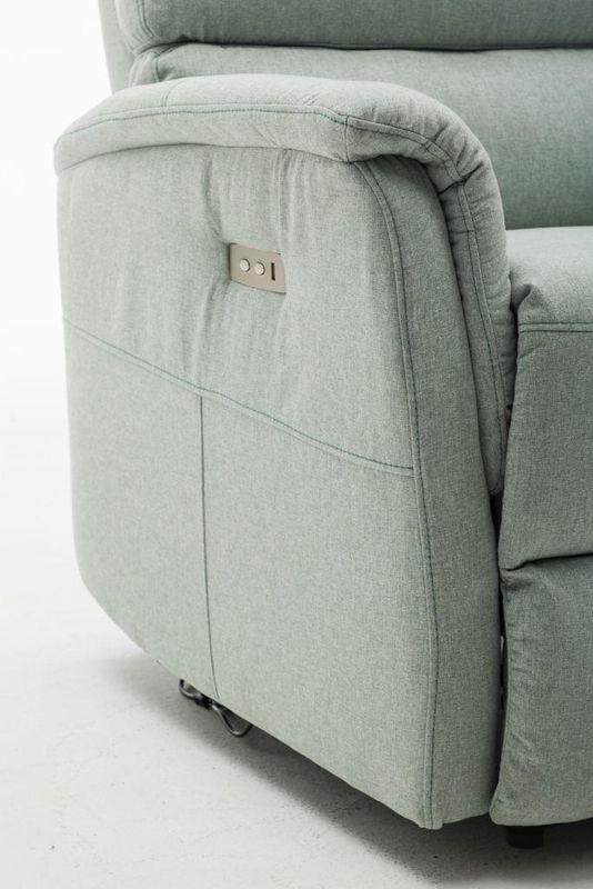 Кресло Arimax Dr Max DM05002 (Аквамарин) - фото 11