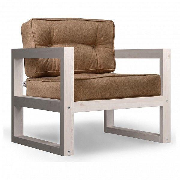 Кресло Anderson Астер AND_122set225, коричневый - фото 1