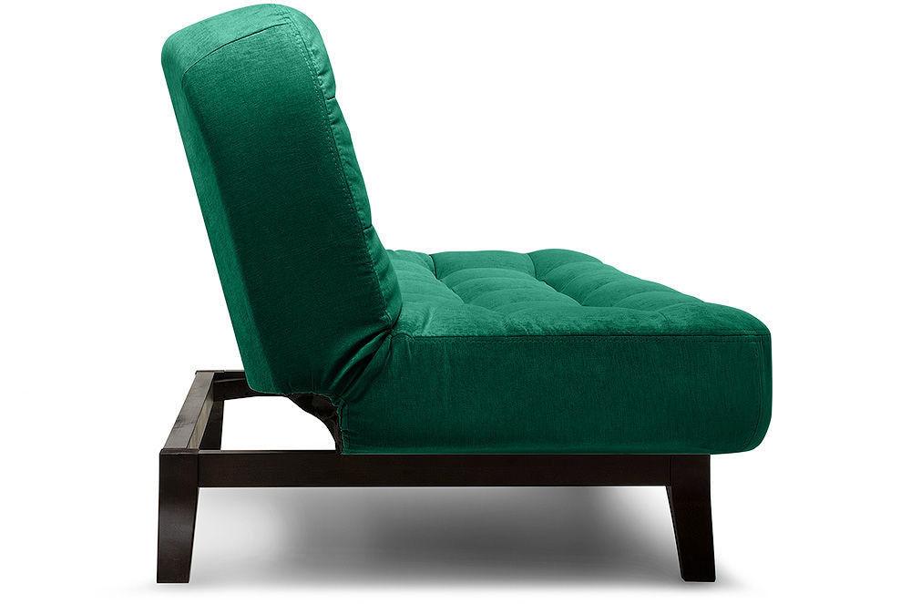 Диван Woodcraft Бонс Velvet Emerald прямой - фото 7