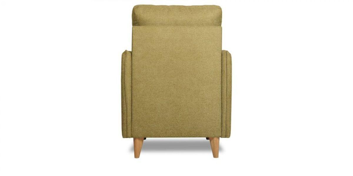 Кресло WOWIN Вест (Темно-песочный микровелюр) - фото 5
