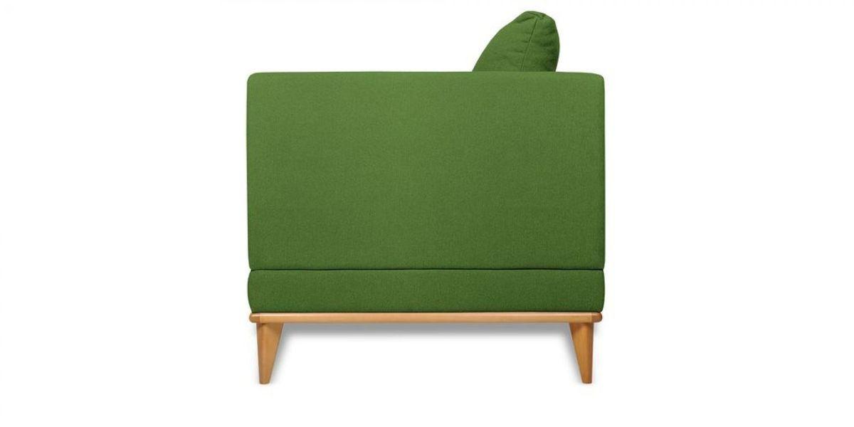 Кресло WOWIN Эстар (Зеленый велюр) - фото 3