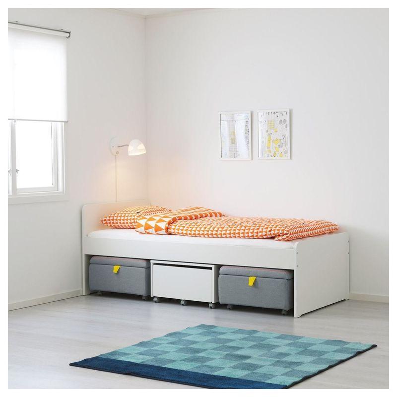 Пуфик IKEA Слэкт 703.629.60 - фото 2