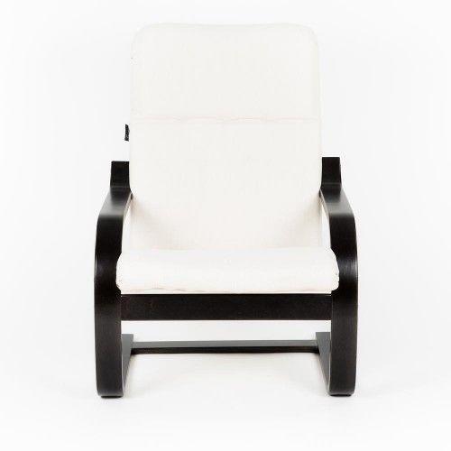 Кресло Greentree Сайма венге/ткань Гардения - фото 2