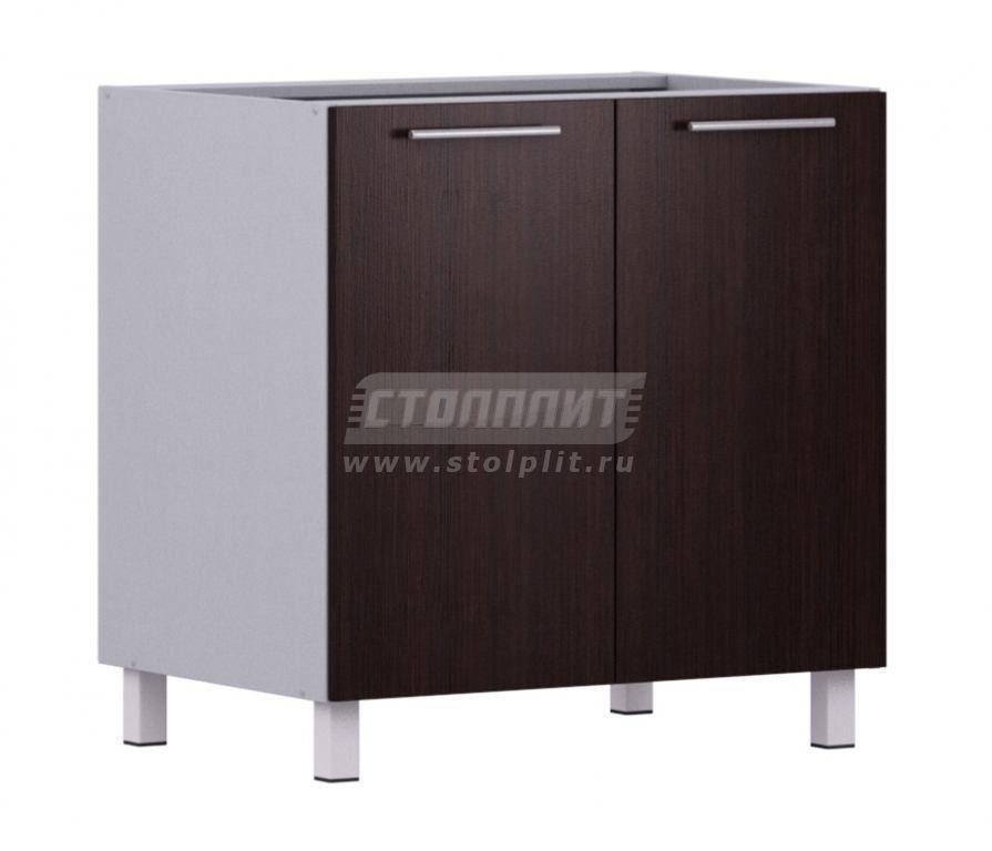 Кухонный шкаф СтолПлит Анна АС-80 с 2-мя фасадами - фото 1