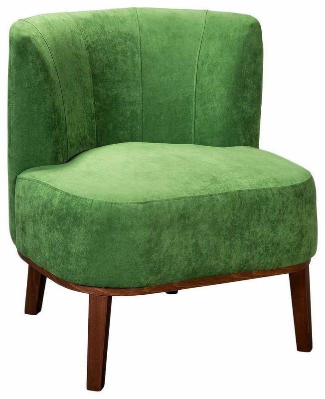 Кресло R-Home Шафран Эко RST_4000105_ehko, зеленый - фото 2