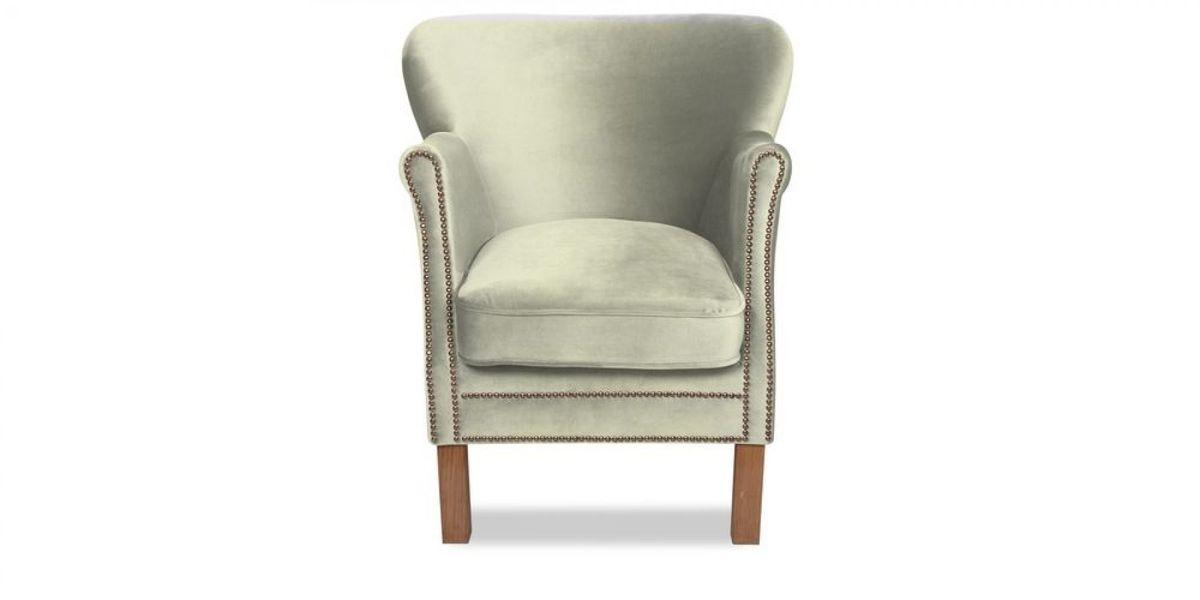 Кресло WOWIN Голден (Кремовый велюр) - фото 2