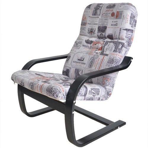 Кресло Greentree Сайма венге/ткань Винум 03 - фото 1