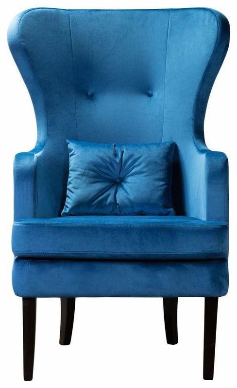 Кресло R-Home Хилтон RST_400081_blue, синий - фото 1