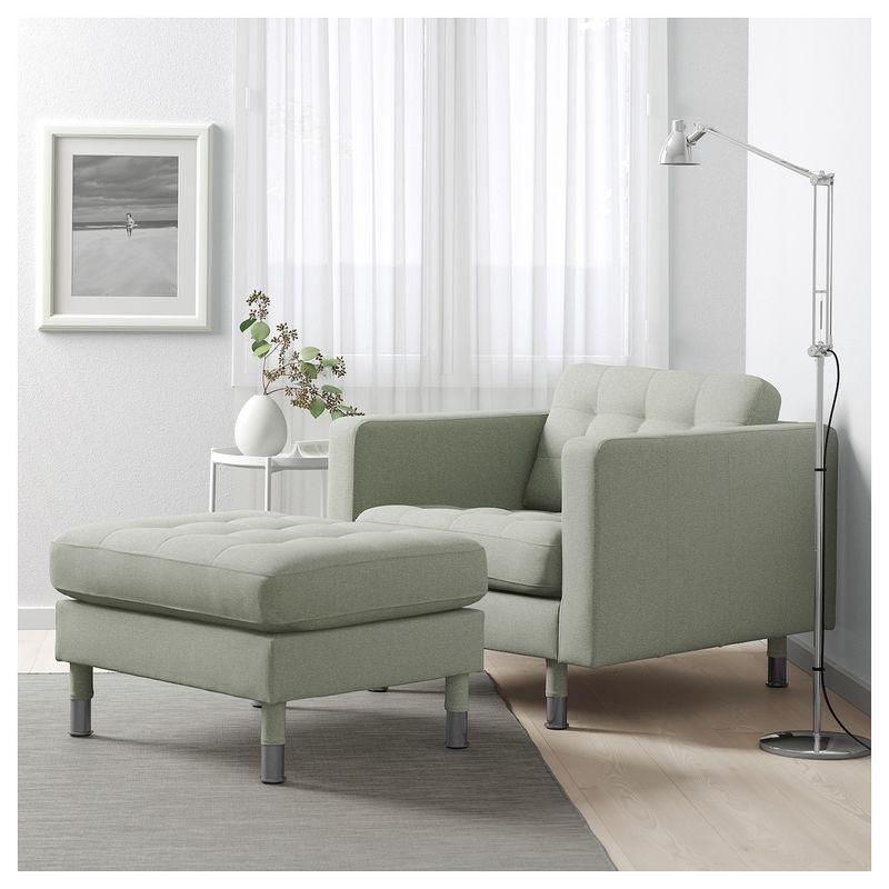 Кресло IKEA Ландскруна 592.697.27 - фото 2
