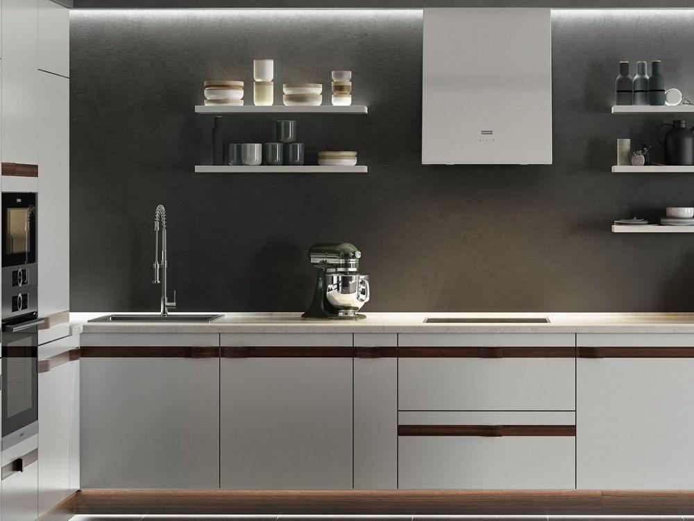 Кухня AlvaLine Orhidea (белая) - фото 2
