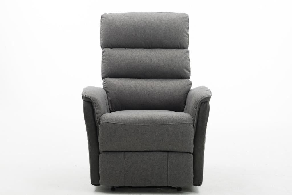 Кресло Arimax Dr Max DM05002 (Уголь) - фото 1