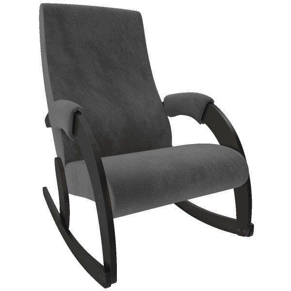 Кресло Impex Модель 67М Verona Antrazite Grey - фото 1