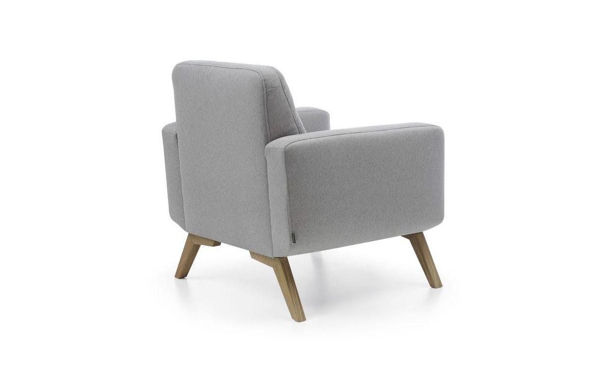 Кресло Gala Collezione Fiord в ткани - фото 4