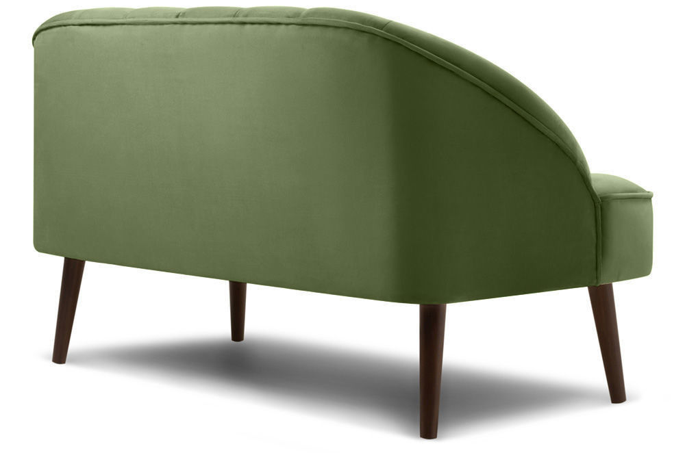 Диван Woodcraft Мона Barhat кушетка Green - фото 4