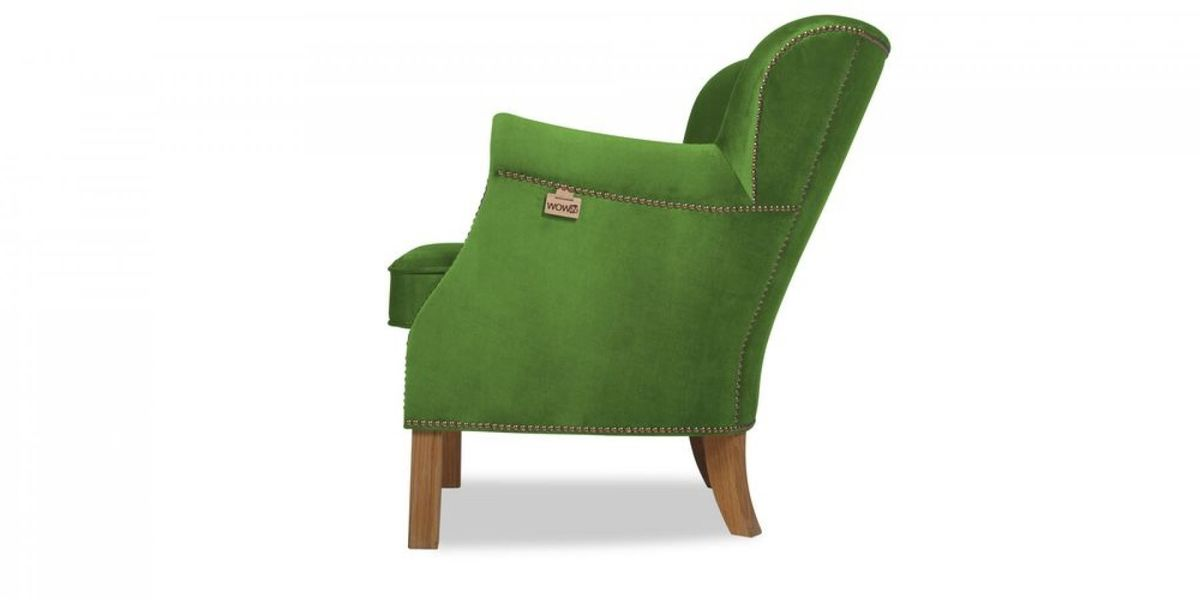 Кресло WOWIN Голден (Зеленый велюр) - фото 3