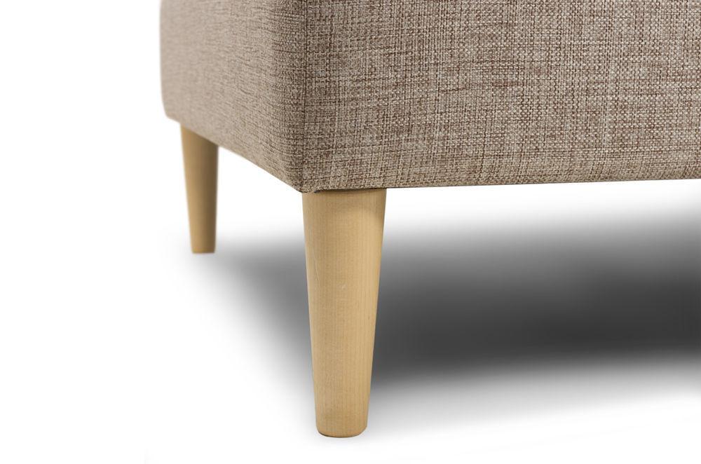 Диван Woodcraft Кушетка Динс Textile Beige - фото 9
