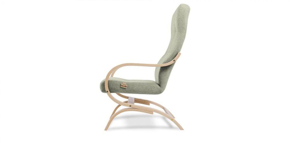 Кресло WOWIN Вейв (Платиновый велюр) - фото 3