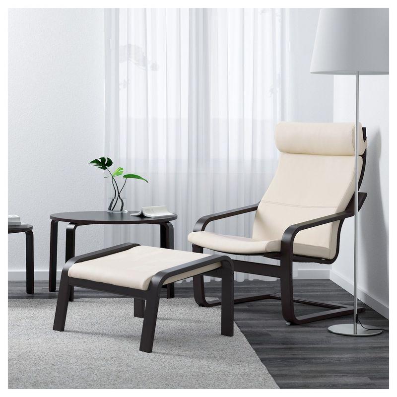 Кресло IKEA Поэнг 092.514.66 - фото 2