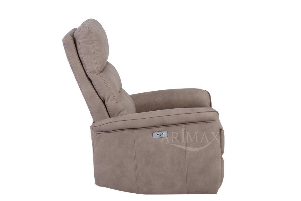 Кресло Arimax Dr Max DM02002 (Светло-коричневый) - фото 7