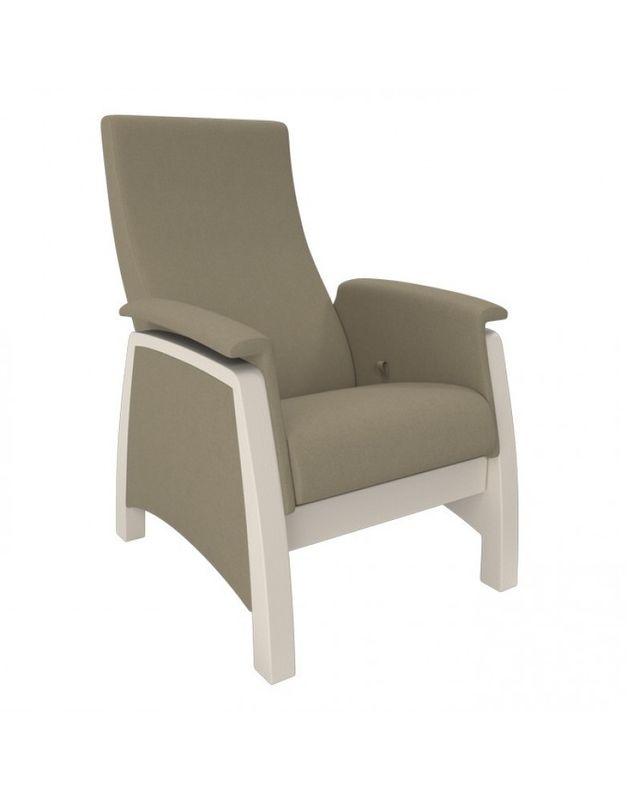 Кресло Impex Кресло-гляйдер Модель Balance-1 сливочный (Montana 904) - фото 1