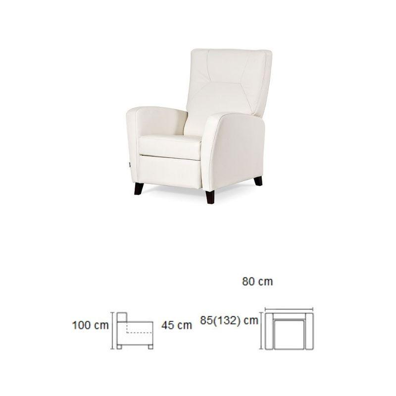 Кресло Bellus Tampa с реклайнером - фото 2