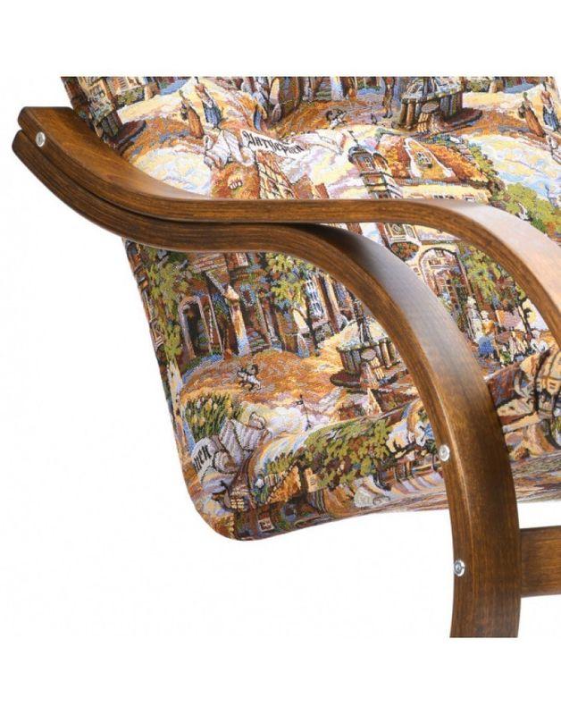 Кресло Impex Кембридж (молочный) - фото 3