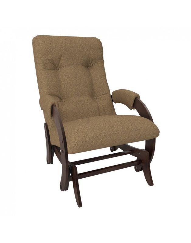 Кресло Impex Кресло-гляйдер Модель 68 Мальта орех (Мальта 17) - фото 1