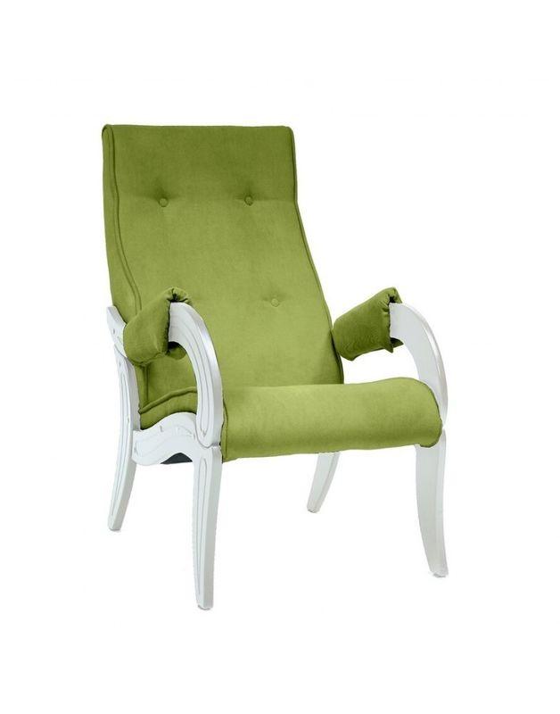 Кресло Impex Модель  701 verona сливочный (apple green) - фото 1