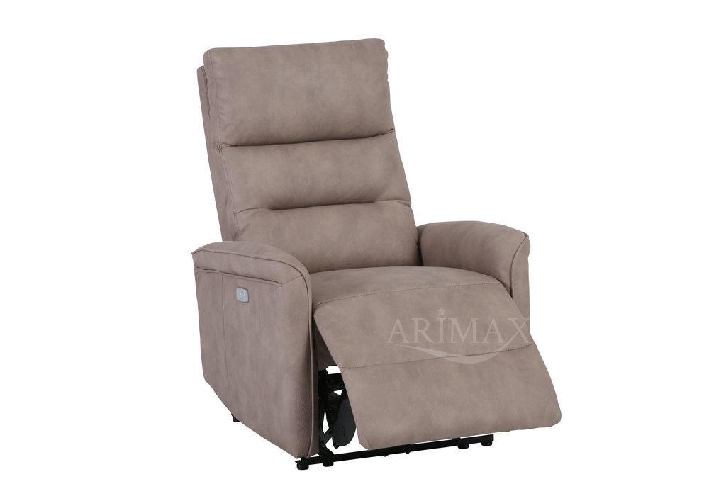 Кресло Arimax Dr Max DM02002 (Светло-коричневый) - фото 3