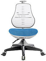 COMF-PRO Чехол для стула Conan (голубой велюр) - фото 1