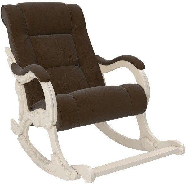 Кресло Impex Модель 77 Лидер Verona Brown сливочный - фото 1