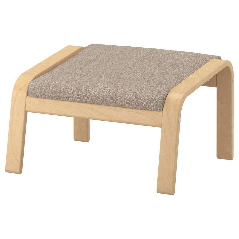 Пуфик IKEA Поэнг 892.515.23 - фото 1