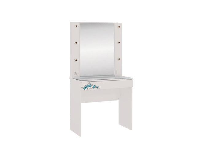 Туалетный столик Mebelson Гламур 800x500x1555 - фото 1