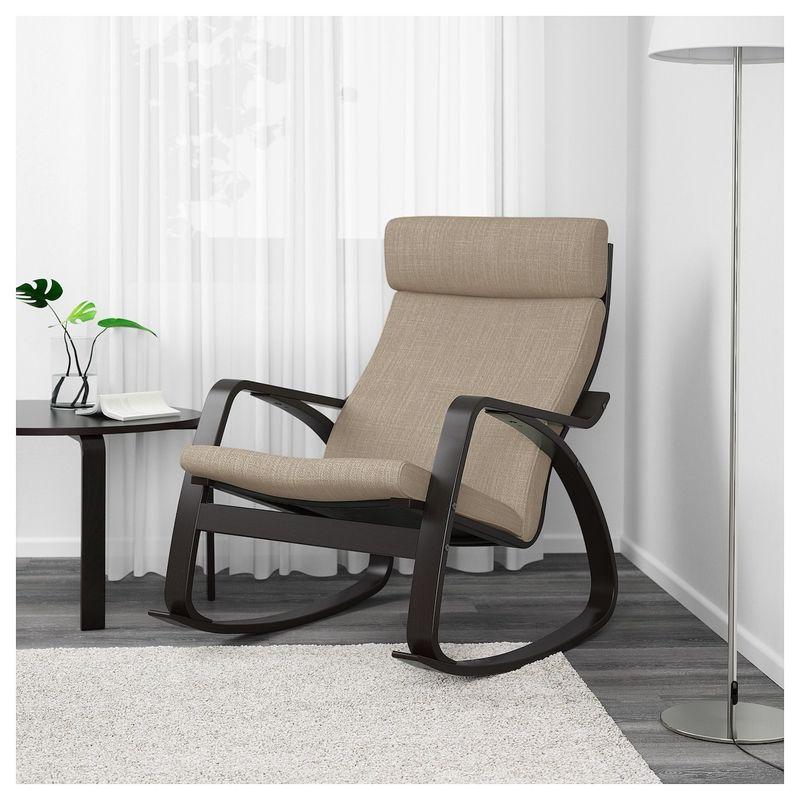 Кресло IKEA Поэнг 292.515.40 - фото 2