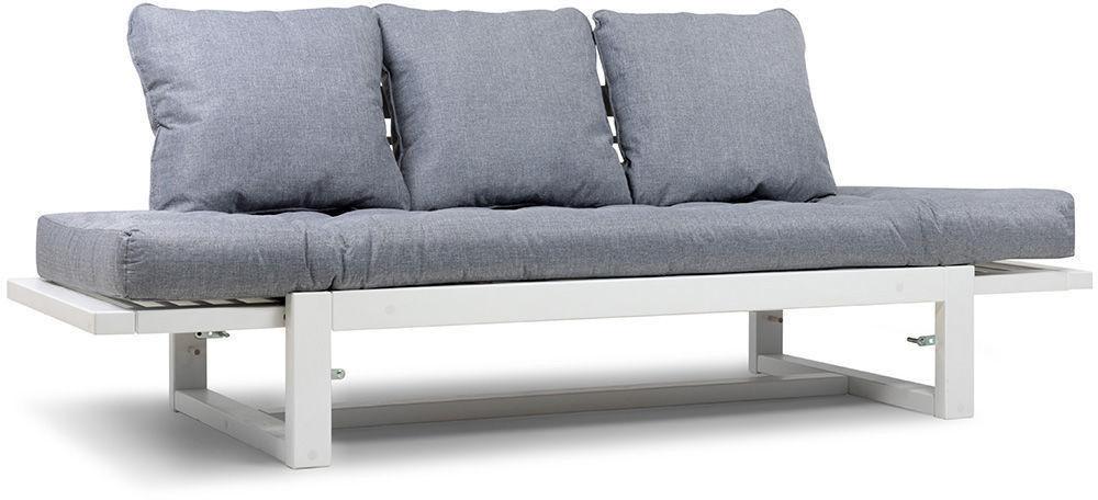 Диван Woodcraft Кушетка Балтик Textile Grey - фото 6