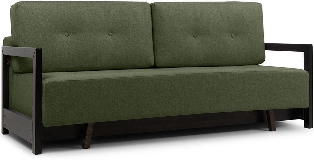 Диван Woodcraft Осхен Textile Green - фото 3