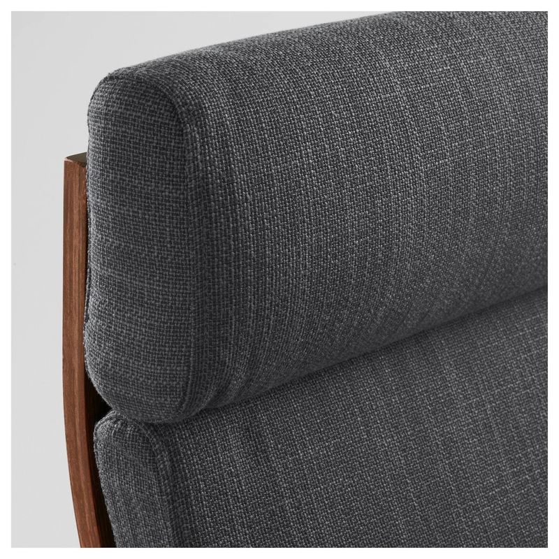 Кресло IKEA Поэнг 592.514.97 - фото 3