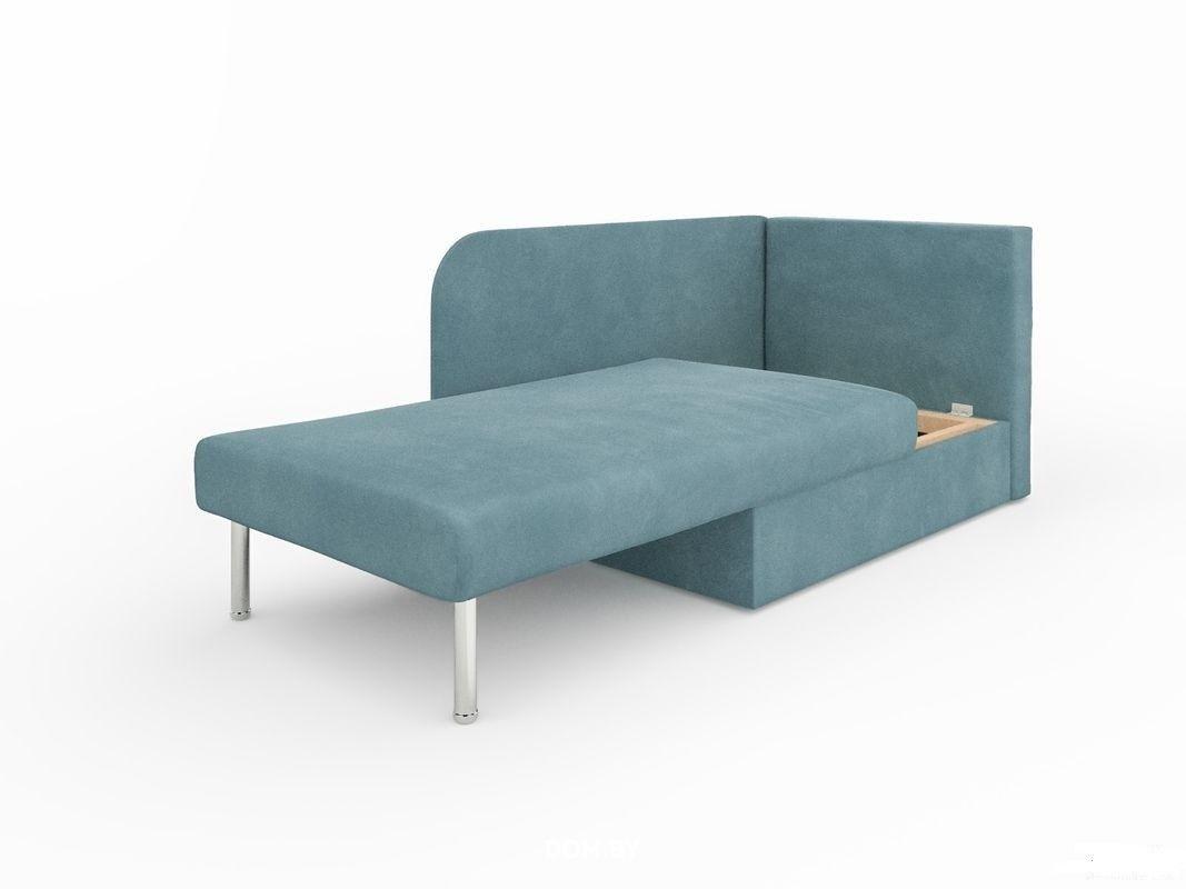 Диван Мебель-АРС Алиса Luna 089 голубой - фото 5