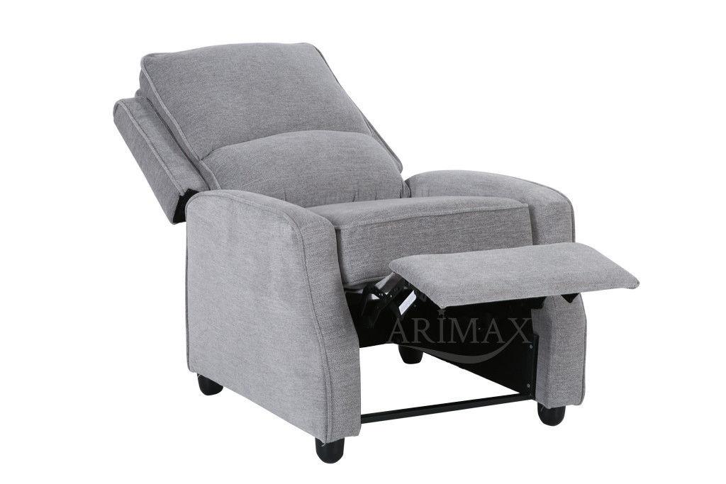 Кресло Arimax Dr Max DM02001 (Светло-серый) - фото 4