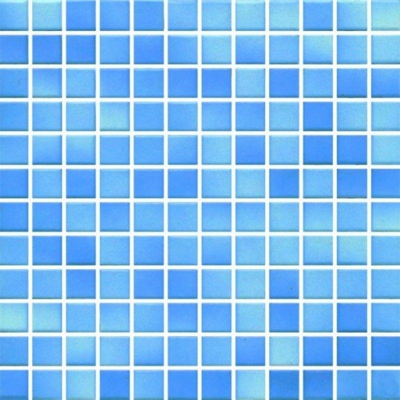 Плитка Opoczno Palette blue mix mat mosaic 30x30 - фото 1
