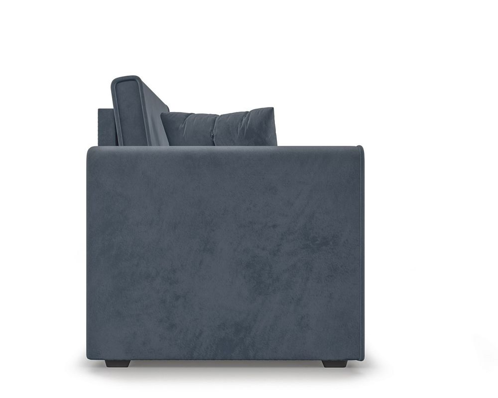 Кресло Мебель-АРС Санта (велюр серо-синий /НВ-178/26) - фото 4