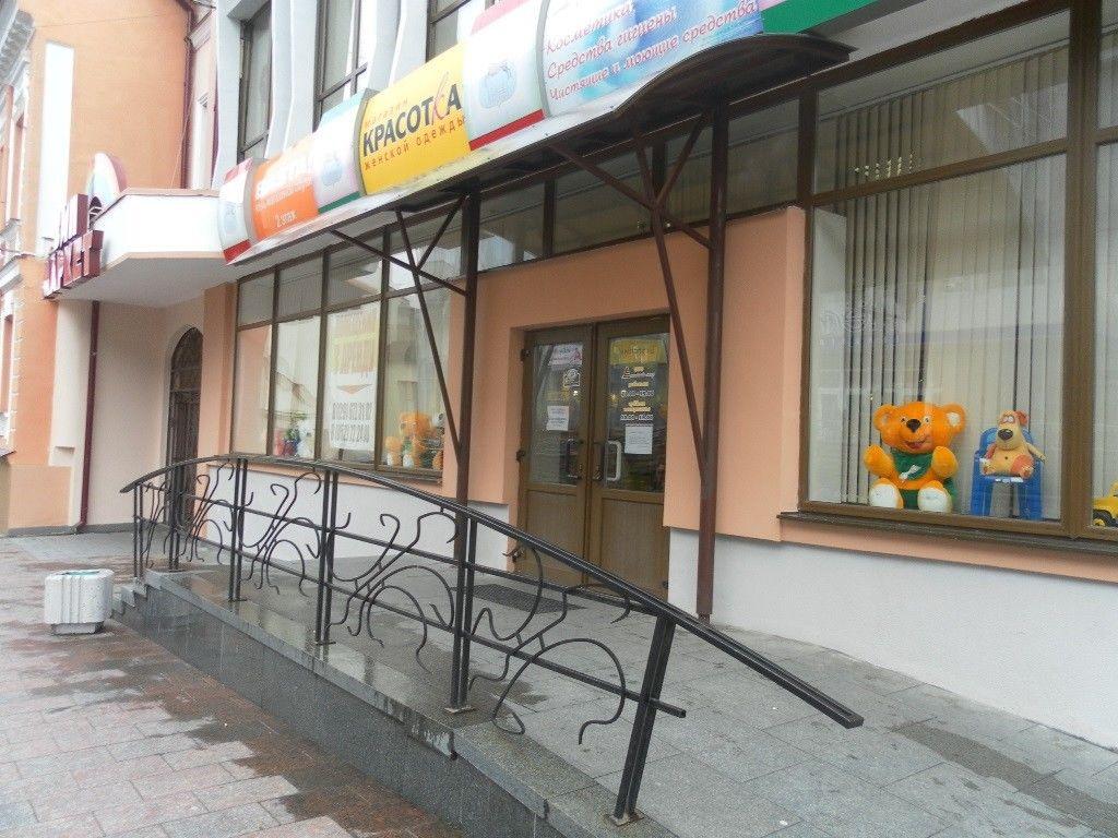 Козырек, навес ФерроТрансПлюс Пример 42 - фото 1