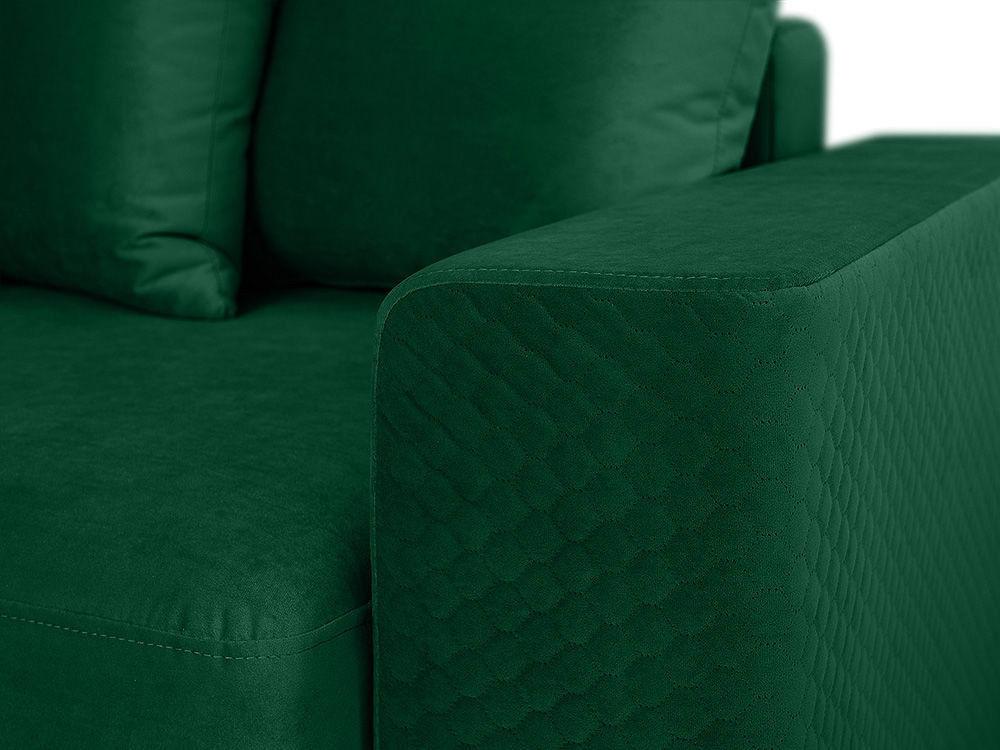 Диван Woodcraft Корсо Velvet Emerald - фото 6